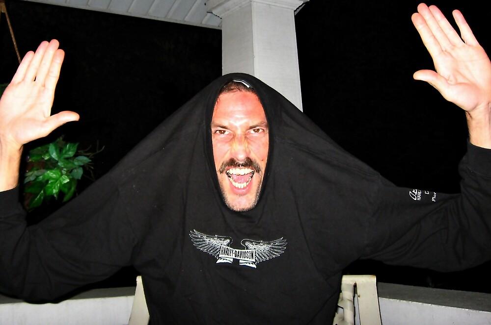 I Am Cornholio!! by Tracy DeVore
