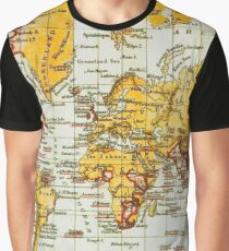 The British Empire in 1897 Graphic T-Shirt