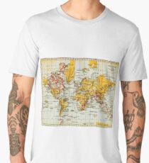 The British Empire in 1897 Men's Premium T-Shirt
