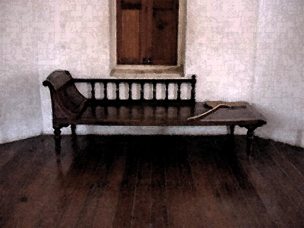 Bench by oldmanradish