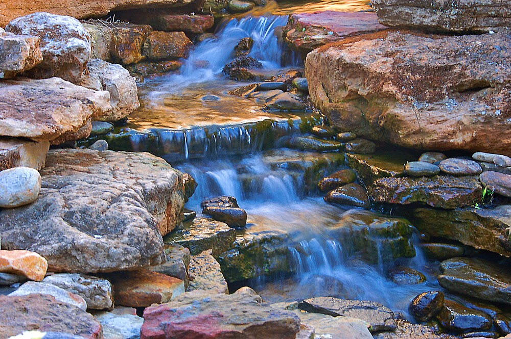 Colorful Water by kentuckyblueman
