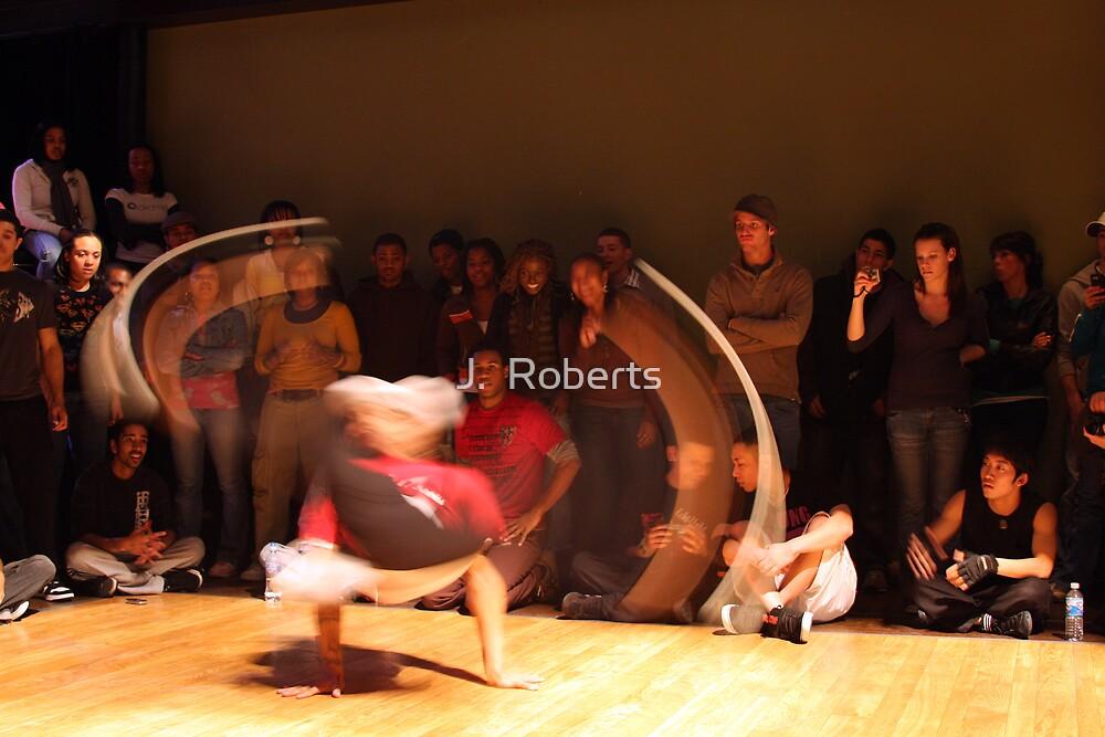 Break Dancer 4 by J.  Roberts