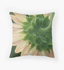 Backward Glance Throw Pillow