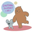Emotional Support by eleanorose123