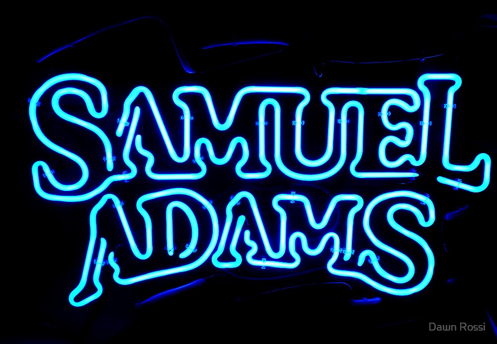 samuel adams by Dawn Rossi