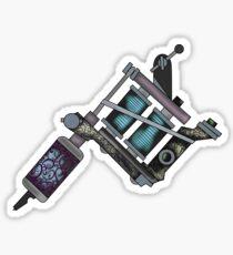 Get Inked! (Cool tones) Sticker