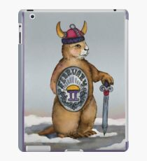 Ready for Groundhog Day  iPad Case/Skin