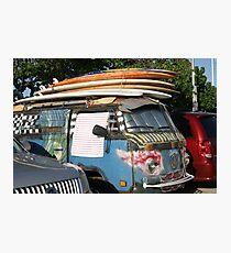 Hawaii Volkswagen Photographic Print