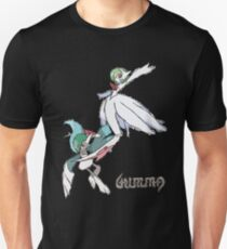 Rhys' Mega Gallade & Mega Gardevoir Unisex T-Shirt