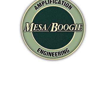 Mesa Boogie  by tenerson