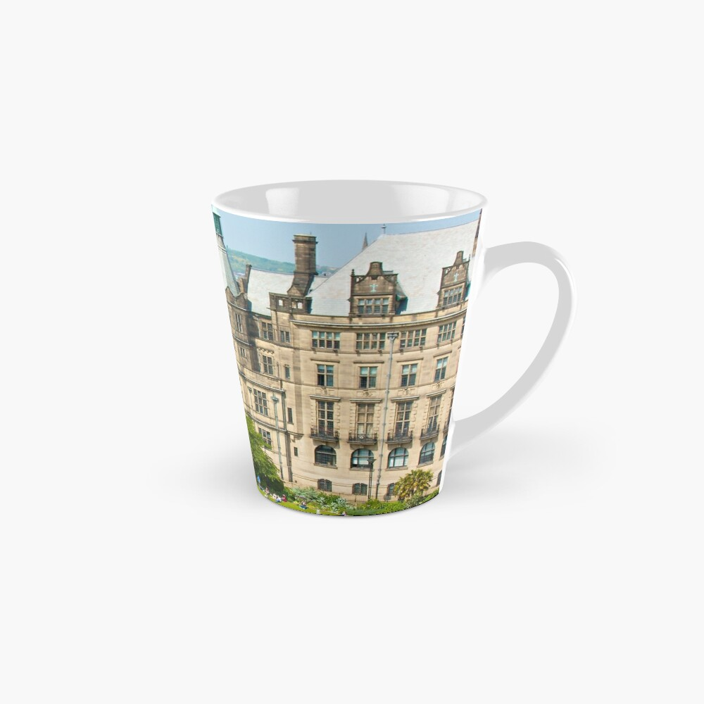 Sheffield Peace Gardens Tall Mug