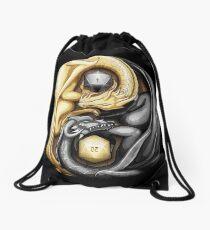 Balanced Dragons D20 Drawstring Bag