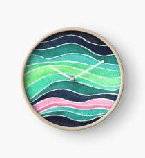 Tahitian Pearl Clock
