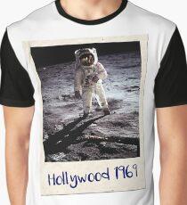 Camiseta gráfica Fake Moon Landing Conspiracy Shirt