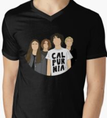 Calpurnia Men's V-Neck T-Shirt