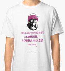 Agnès Varda, le bonheur Classic T-Shirt