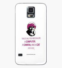Agnès Varda, le bonheur Case/Skin for Samsung Galaxy