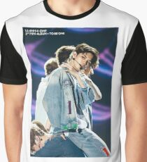 ong seongwoo - concert - energetic Graphic T-Shirt