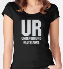 UR Women's Fitted Scoop T-Shirt