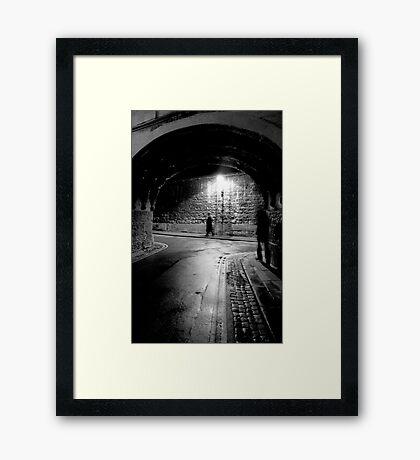 untitled #19 Framed Print