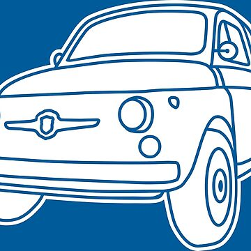 Fiat 500 - Classico by no-doubt