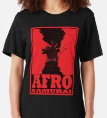 afro Slim Fit T-Shirt