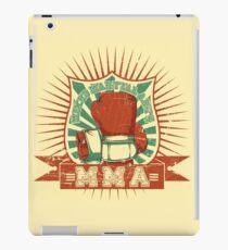 Mixed Martial Arts iPad Case/Skin