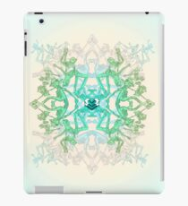 Parkour Mandala iPad Case/Skin
