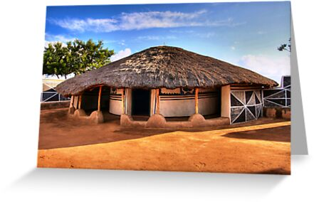 The place where the main dude lives by Gideon van Zyl