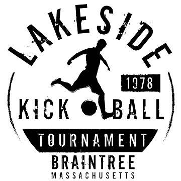 Lakeside Kickball Tournament - Braintree by houghsneckt