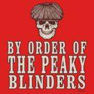 Peaky Blinders - Skullder by eyevoodoo
