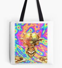 strange being Tote Bag