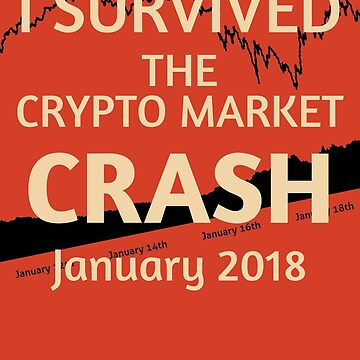 I Survived the Crypto Market Crash - Jan '18 by destinysagent