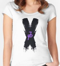 Fur Women's Fitted Scoop T-Shirt