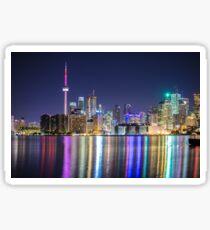 Toronto Canada # 9 Sticker
