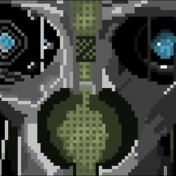 Corvo 8-Bit by Brampf