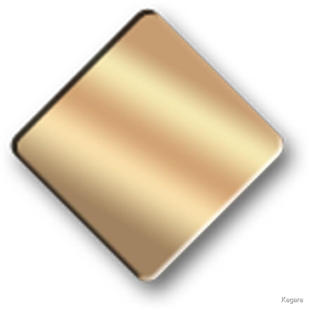 Golden one II by Kagara