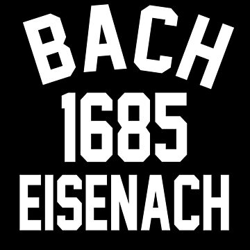 Bach 1685 Eisenach by PSstudio