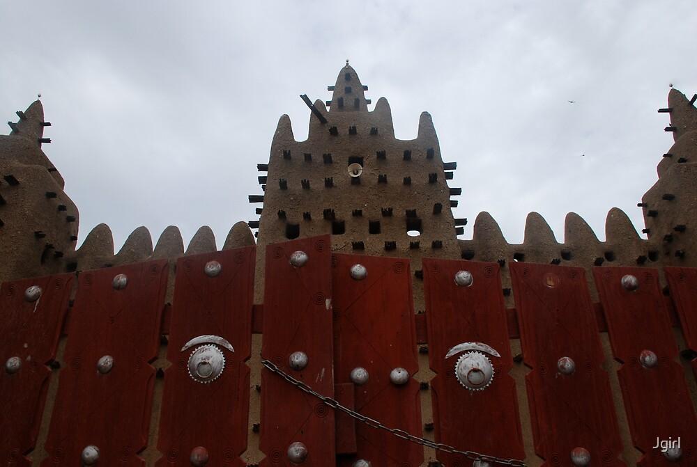 Djenne Mosque by Jgirl