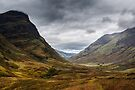 One Sister of Glencoe by Mark Greenwood