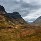 Two Sisters of Glen Coe by Mark Greenwood