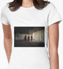 Garçon asie  Women's Fitted T-Shirt