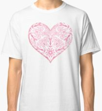 Colorful  Heart Classic T-Shirt