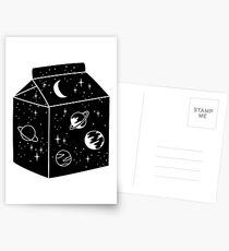 Milchstraße Postkarten