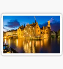 Brugge # 2 Sticker