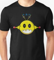 Binary Robot Unisex T-Shirt