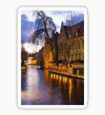 Brugge # 4 Sticker