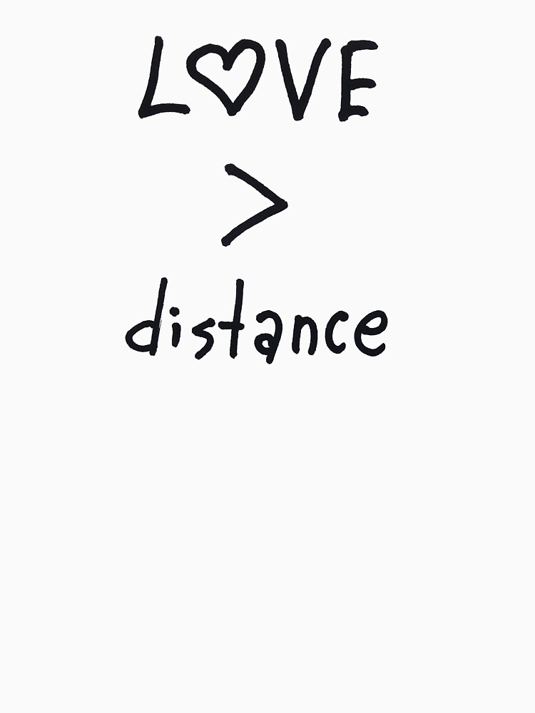 Love is bigger than distance by syrykh