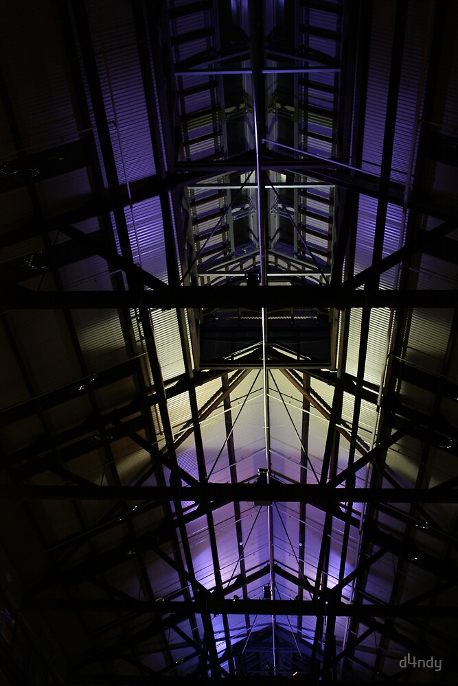 Purple Ceiling by d4ndy