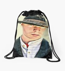 Young Gun Drawstring Bag